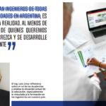 Entrevista al Ing. Luis Lima